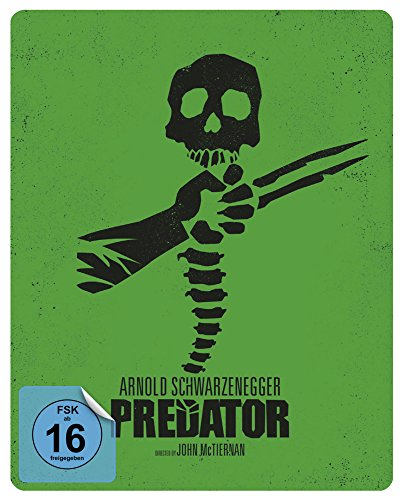 Predator - Steelbook (exklusiv bei Amazon.de) [Blu-ray] [Limited Edition]