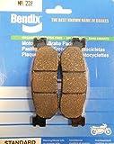 Bendix Bremsbeläge (vorne) 'BENDIX MA228' Yamaha DT 175 TW 125ccm