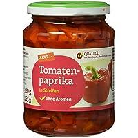 Tegut Tomatenpaprika in Streifen, 165 g