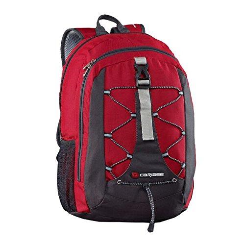 caribee-impala-backpack-28l-red