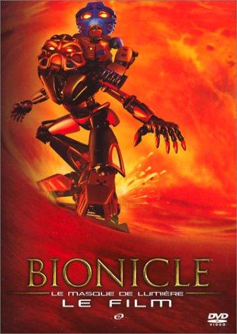 Bionicle, le masque de lumière : Le Film [Inclus le jouet Lego] [FR Import]