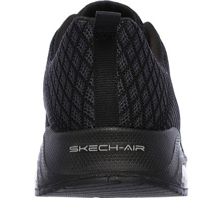 Skechers Skech-air Varsity- Awaken, Sneakers basses femme Schwarz
