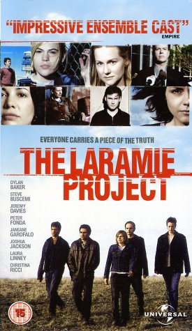 The Laramie Project [VHS] [UK Import]