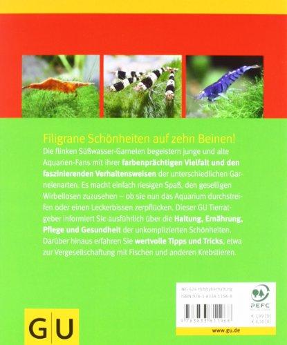 Süßwasser-Garnelen (GU TierRatgeber) -