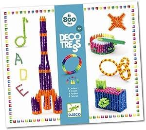 Djeco–Deco Tress 800pièces.