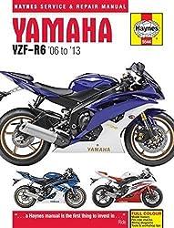 Yamaha YZF-R6 (06 - 13): 2006-2012 (Haynes Powersport)