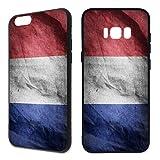 Handyhülle Flaggen für Samsung Silikon Deutschland Frankreich Türkei WM Russland, Hüllendesign:Design 3 | Silikon Schwarz, Kompatibel mit Handy:Samsung Galaxy S10