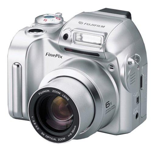 Fuji FinePix 2800 Zoom Digitalkamera (2,1 Megapixel) Zoom-fuji Finepix
