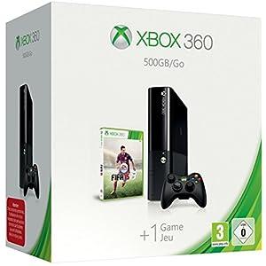 Microsoft Konsole Xbox 360E 500Gb + FIFA 15