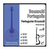 APC CORPTBZK - Cordes pour instrument: Bouzouki Portugais