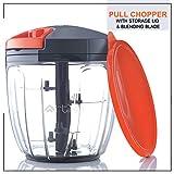 Artikel™ Chopper & Blender with Storage Lid | Chops Vegetables, Nuts & Fruits