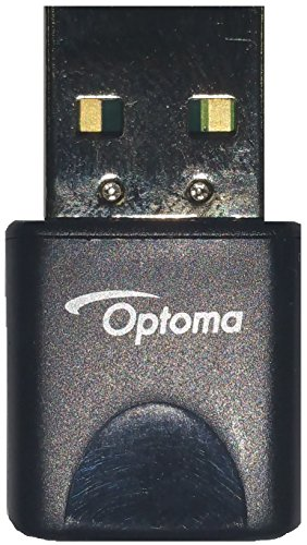 OPTOMA TECHNOLOGY WUSB Optoma Mini Ieee802.11B G n Wireless USB Dongle for ML550 ML750 ML750ST Projector