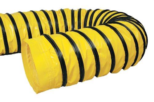 Flexibler Luftschlauch (Luftschlauch Warmluftschlauch Climia® Ø ca.407 mm, Länge: ca. 7,6 m)