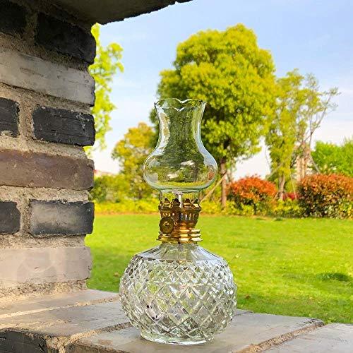 Edelstahl-Öllampen-Kugel Deko Edelstahl