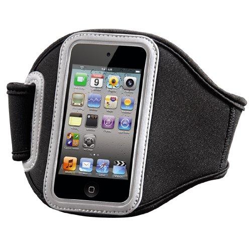 Hama Marathon Armbandtasche für Apple iPod touch 4G schwarz (Ipod Touch Schwarz Armband)