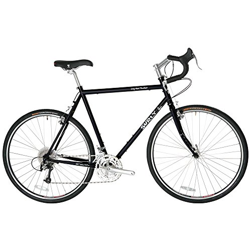 "511MWzyRDTL. SS500  - Surly Long Haul Trucker 10 Speed Bike 26"" Wheel 52cm Frame Black"