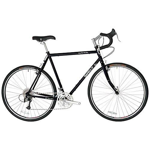 Surly Long Haul 10Speed Bike 66cm Rad 50cm, Gestell schwarz