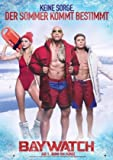 Baywatch - Dwayne Johnson - German Movie Wall Poster Print - 43cm x 61cm / 17 Inches x 24 Inches A2 The Rock