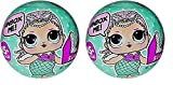 Set of 2 LOL Balls Surprise Lil Outrageous Littles Series 1 Wave 2 Mystery Pack