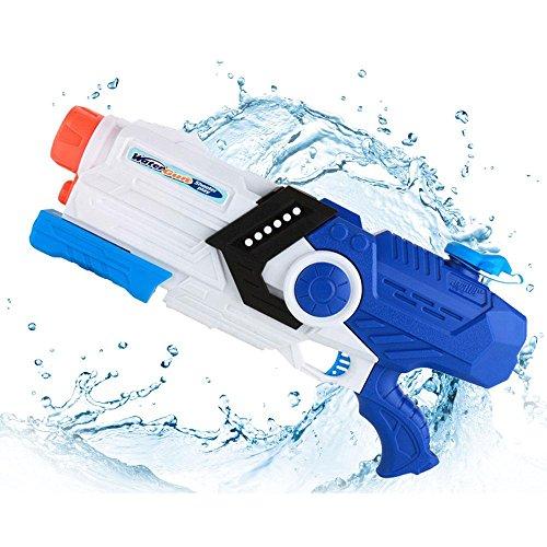 Leegoal Wasserpistole mit Großer Reichweite Sommer-Spielzeug Garten und Strand Spritz-Pistole für Kinder und Erwachsene