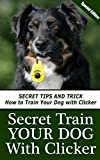 Secret Train Your Dog with Clicker: Secret Tips and Trick How to Train Your Dog with Clicker