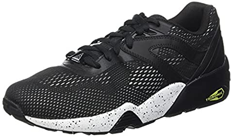 Puma R698 Eng Block, Baskets Basses Mixte Adulte, Noir (Black), 42 EU