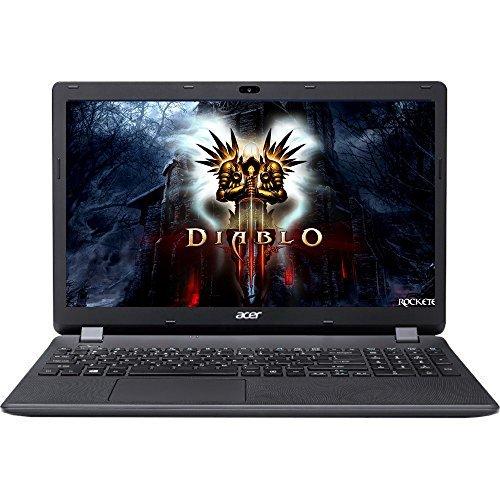 Acer Aspire E ES1-512 Laptop (Windows 10, 4GB RAM, 500GB HDD) Black Price in India