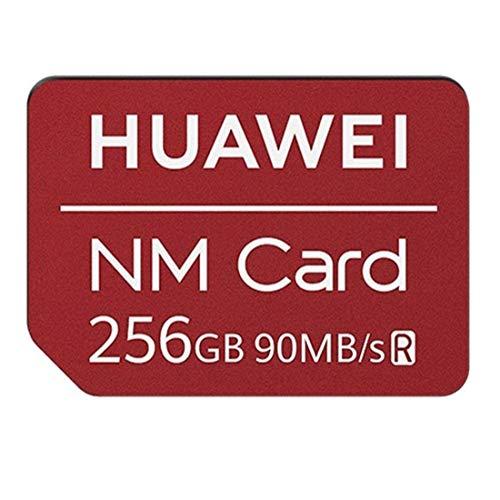 Huawei NM Karte 64G 128G 256G 90MB / S Nano Speicherkarte Mirco SD Karte Compact Flash Karte, nur passend für Huawei P30 Serie und Mate20 Serie (256GB) (Sd-karten 64g)