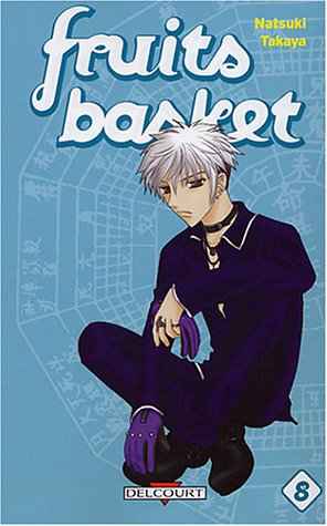 Fruits Basket Edition simple Tome 8