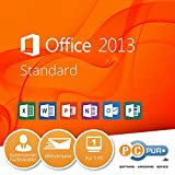 MS Microsoft Office 2013 STANDARD für 1PC + 8GB USB-Flash-Drive mit Installationsdaten 32/64-Bit
