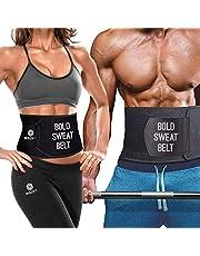 Boldfit Sweat Slim Belt Neoprene Body Shaper and Tummy Trim