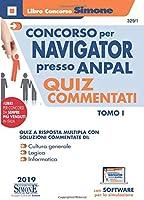 Concorso per Navigator presso l'ANPAL. Quiz commentati. Con software di simulazione: Concorso per NAVIGATOR presso Anpal...