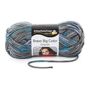 Schachenmayr Bravo Big Color 9807720-00089 dschungel Handstrickgarn