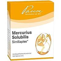 MERCURIUS SOLUBILIS SIMILIAPLEX Tabletten 100 St preisvergleich bei billige-tabletten.eu