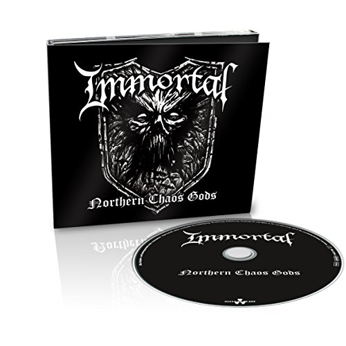 Immortal: Northern Chaos Gods (Audio CD)