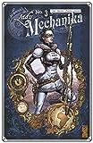 Lady Mechanika - Tome 03 : Les tablettes du destin ...
