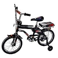دراجة الاطفال بفرامل حافة ومساعدات مقاس 14 انش