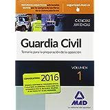 PAQUETE AHORRO BÁSICO Guardia civil 2016 AHORRO DE 22 €. (Temarios 1 y 2, Test, Simulacros de Examen y acceso a Campus Oro)