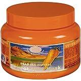 C & B mar muerto pelo máscara de la zanahoria 250ml/8.4oz Tratamiento Cuidado Spa Israel Mineral nuevas