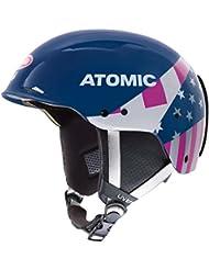 Atomic, Damen/ Herren Slalomhelm, Renntauglich, Indviduelle Passform, REDSTER LF SL