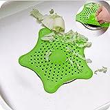 Best Drain Cleaners - Goodrich Starfish Hair Catcher Bath Sink Strainer Catcher Review
