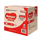 #4: Huggies Wonder Pants Large Size Diapers Monthly Pack (128 Count)