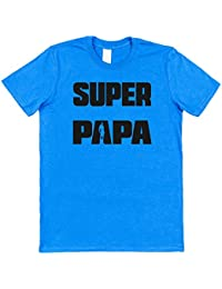 Super Papa Logo T-shirt