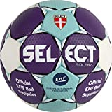 SELECT Solera Ballon de Handball 2 Blau/Weiß/Purple