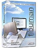 fibuman 1st - Jahresversion 2017 - Buchhaltungssoftware - Buchführung leichtgemacht! - Einsteiger-Buchhaltungsprogramm mit Einnahmen-Überschuss-Rechnung - Ohne große Vorkenntnisse Buchungen schnell und unkompliziert eingeben und auswerten - Neueste Version für Windows