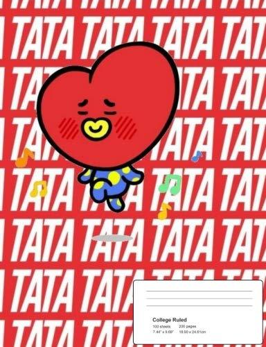 TATA Notebook: College Ruled