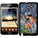 Coque pour Samsung Galaxy Note GT-N7000 (I9220) - Fée Lumière 1 by Illu-Pic.-A.T.Art