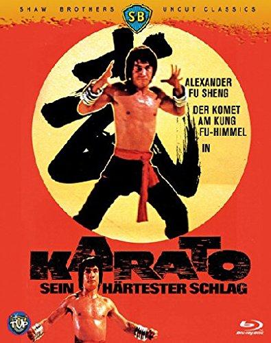 Karato - Sein härtester Schlag - Uncut [Blu-ray]