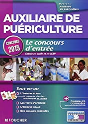 Auxiliaire de puériculture - Concours d'entrée 2015 - Nº16