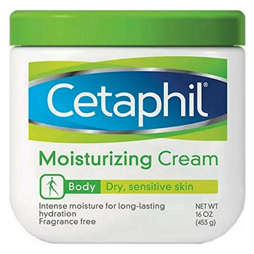 Cetaphil Moisturizing Cream, Fragrance Free 16 oz (453 g) (Lotionen)